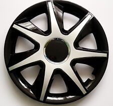 "SET OF 4 14"" WHEEL TRIMS,RIMS,CAPS TO FIT HONDA CIVIC , JAZZ + GIFT #8"