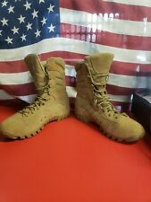 Belleville Tactical Research Khyber Tr550 Coyote Hot Weather Boots 9.5 R