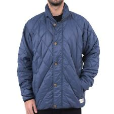 HOLDEN SNOW Men's OAKWOOD Insulated Delux Jacket- Vintage Indigo - Large - NWT