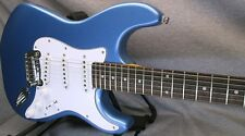 G&L Tribute Legacy in Lake Placid Blue