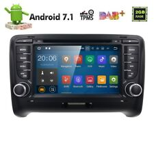 Android 7.1 Audi TT MK2 Head Unit Car DVD Player Radio GPS Sat Nav 2006-2014 BT