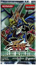 YuGiOh Duelist Revolution Booster Pack [1st Edition]