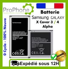 BATTERIE Samsung Galaxy X cover 3 / 4 / Galaxy Alpha 100% Neuve+ kit outils ✅🚚⭐