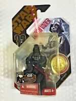 Star Wars 30th Anniversary A New Hope Darth Vader w/coin mosc