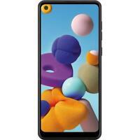 Samsung Galaxy A21 SM-A215W - 32GB - Black (Unlocked) (Single SIM) (CA) Grade A