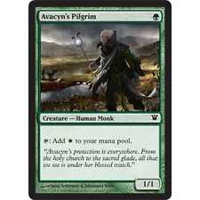 2x MTG Avacyn's Pilgrim NM - Innistrad