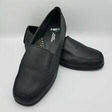 9.5 EW in Black Hush Puppies Womens Sonnet