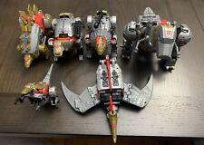 Transformers Titans Return Lot Of 6 Dinobots