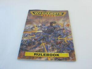 Games Workshop Warhammer 40K Codex Rule Book Supplement Book 1993