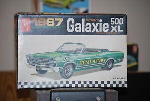 Super rare!!! 67 Galaxie XL ragtop