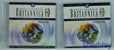 Encyclopaedia Britannica PC CD-ROM (1999 Edition) Encyclopedia