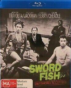 Sword Fish : NEW BLU RAY