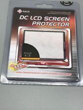 GGS universele 3 inch (4:3) LCD-screen protector, in de gesloten verpakking.