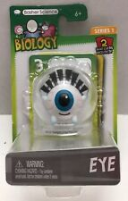 Basher Science Series 1 Biology Eye Toy Figure New!!!
