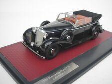 Mercedes-benz 770 Cabriolet D Décapotable Année de construction 1938 Noir 1 43