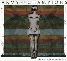 Army of Champions - If Only Just to Hold [New CD] Australia - Import