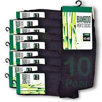 10 Paar Premium Bambus Socken (200 needles) 2,20EUR/Paar