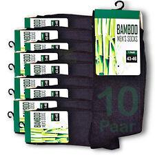 10 paires Premium Bambou Chaussettes (200 Aiguilles)