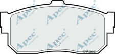 REAR BRAKE PADS FOR NISSAN SUNNY GENUINE APEC PAD783