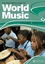 Teacher's Guide To World Music Learn to Play Samba Gamelan Taiko Reference Book