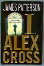 I, ALEX CROSS by JAMES PATTERSON // Cross Family Member Murdered! // 2009