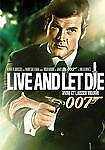 Live and Let Die -Roger Moore dvd