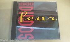 CD--ARMAGEDDON---DILDOS FEAR --ALBUM