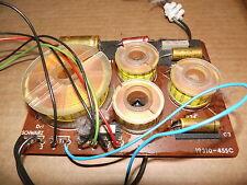 Grundig Weiche Frequenzweiche für Box 650b Vintage.