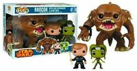 Star Wars Rancor with Luke Skywalker & Oola Pop! Vinyl - New