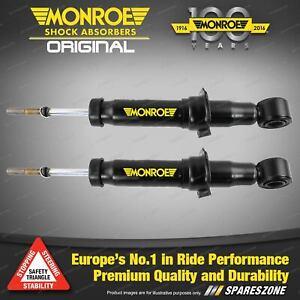 Rear Monroe Original Shock Absorbers for SUBARU LIBERTY Gen IV 4Wd Sedan 03-09