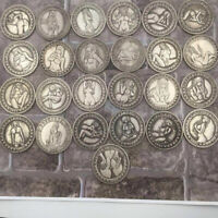 20pcs Mix Sexy Girl US Dollar Hobo Coin for Collectors Commemorative Coins