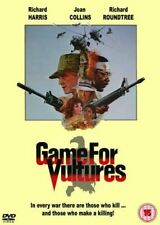 Game For Vultures (DVD, 2006)