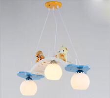 Luminaires de maison en verre pour enfant