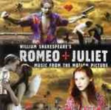 ROMEO and Juliet Music From The Motion Picture CD 13 Track Featuring Garbage EV