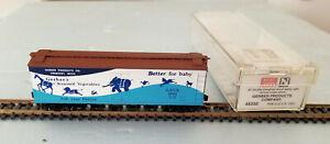 Micro-Trains Line MTL 49330 N 40' Wood Reefer GERBER Products GSVX 1001