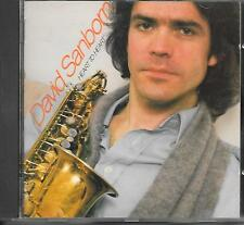 DAVID SANBORN - Heart to Heart CD Album 7TR (Warner) 1978/198? Jazz / Funk