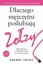 DLACZEGO MEZCZYZNI poslubiaja ZOLZY Sherry Argov polska ksiazka OD REKI