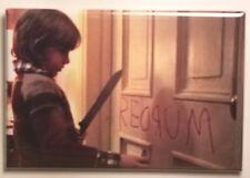 "Shining Magnet 2"" x 3"" Refrigerator Locker Kubrick Nicholson Redrum Murder Danny"