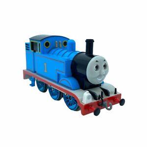 Thomas & Friends Thomas Bachmann HO Scale Moving Eyes Gullane 2002 Train Blue