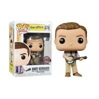 ANDY BERNARD The Office NBC Target Exclusive Funko POP! #878 NEW