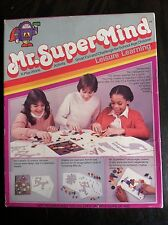 Mr Super Mind Activity Set 1981