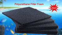 25PPI BIO Sponge Mat Aquarium Fish Tank Filter Pad Media Sump Sponge 100x50x4cm