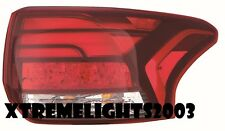 MITSUBISHI OUTLANDER 2016 RIGHT PASSENGER TAILLIGHT TAIL LAMP REAR LIGHT NEW