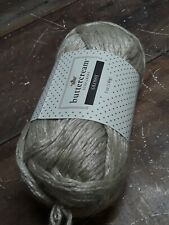 New listing Buttercream Luxe Craft Glossy Yarn Taupe Bulky Bcmg-311