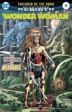 WONDER WOMAN #32 DC 1ST PRINT NM 11/10/17