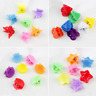 20PCS Mini Hair Clips Butterfly Hair Clamps Colorful Mixed Hairpins for Girls