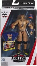 WWE John Cena Action Figure Elite 54 Mattel Toy NEW