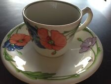 Villeroy & Boch Amapola Tea Cups and Saucers