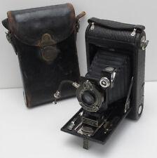 Antique c.1914 Kodak No 1 Folding Autographic Camera Model A - Vintage 120 FILM!
