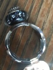 NEW Sterling Silver Ring Fits Chamilia/Glass/Silver Beads 7, 7 1/2, 8 3/4